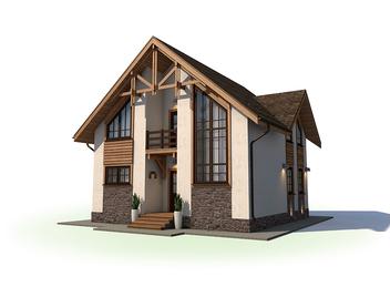 Проект дома Анива