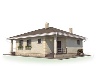 Проект дома Энгельс 3