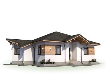 Проект дома Энгельс