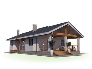 Проект дома Городец 6