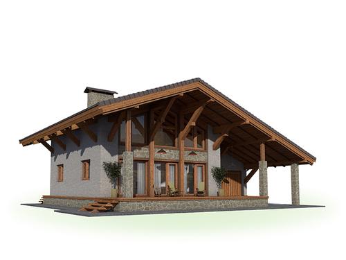 Проект дома Миасс 3