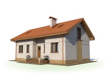 Проект дома Находка 3