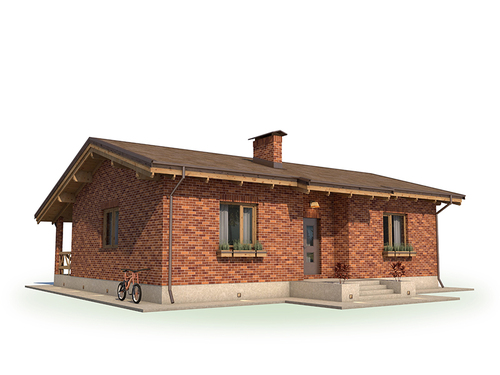 Проект дома Находка