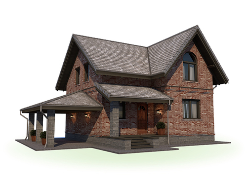 Проект дома Старый Оскол