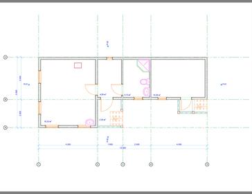 Проект дома Пикалево