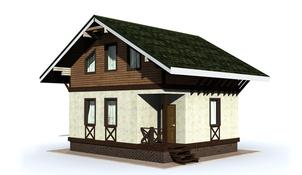 Проект дома Белоусово