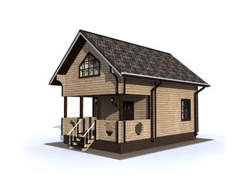 Проект дома Краснознаменск