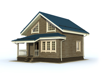 Проект дома Липки