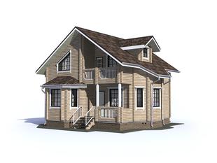 Проект дома Мирный 3
