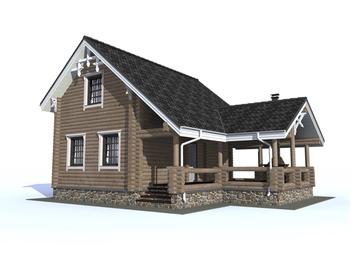 Проект дома Верея