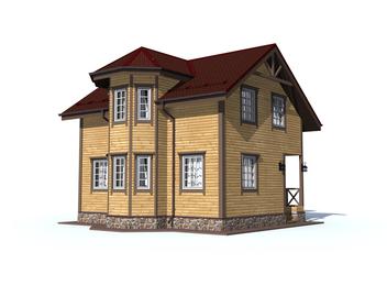 Проект дома Заполярный