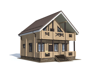 Проект дома Белинский