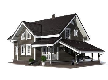 Проект дома Изобильный