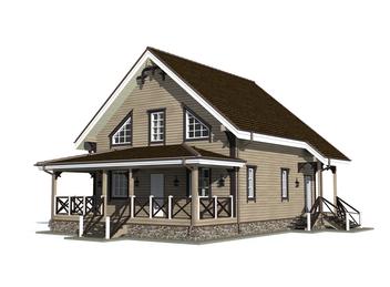 Проект дома Кулебаки