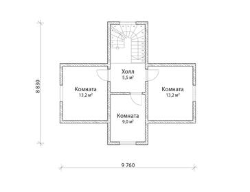 Проект дома Нариманов