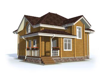 Проект дома Нарьян-Мар