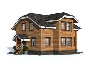 Проект дома Нерехта