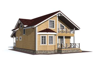 Проект дома Переславль-Залесский