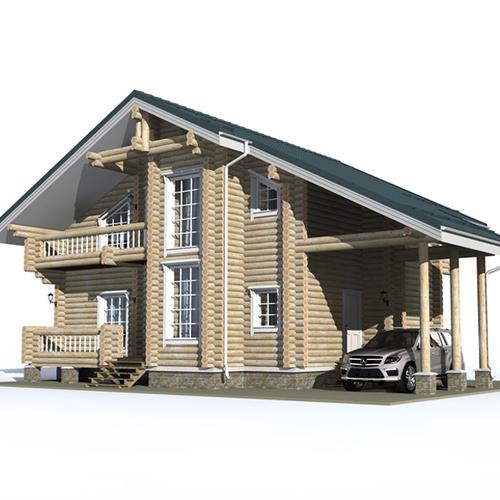 Проект дома Стародуб