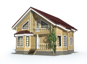 Проект дома Светлогорск