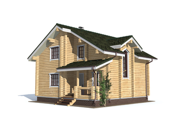 Проект дома Устюжна