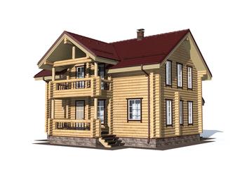 Проект дома Ясный