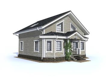 Проект дома Зима