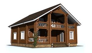 Проект дома Чехов