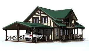 Проект дома Павловский Посад