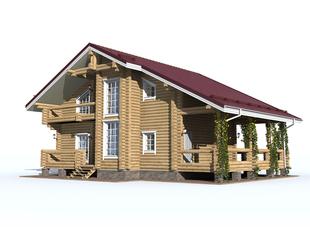 Проект дома Стародуб 2