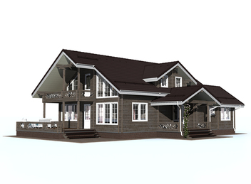 Проект дома Будённовск