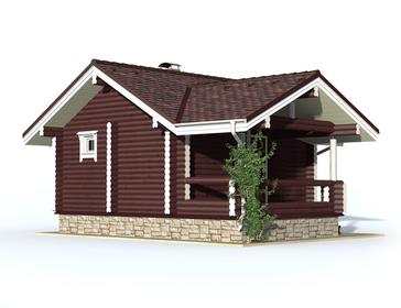 Проект дома Чухлома