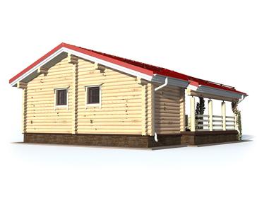 Проект дома Кадников