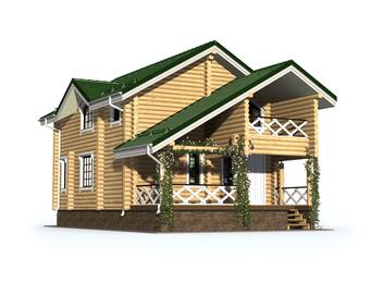 Проект дома Муром