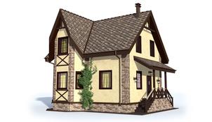 Проект дома Чекалин