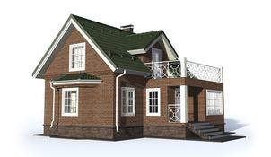 Проект дома Гвардейск