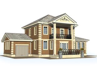 Проект дома Иланский