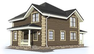 Проект дома Киржач