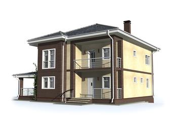 Проект дома Покров