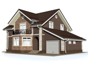 Проект дома Сим